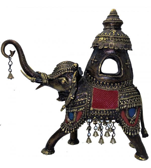 ELEPHANT DHOKRA 13x14 Inch tup