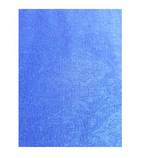 Woollen Stole Hand Embroidered in Kashmir Size,28X80 Inch