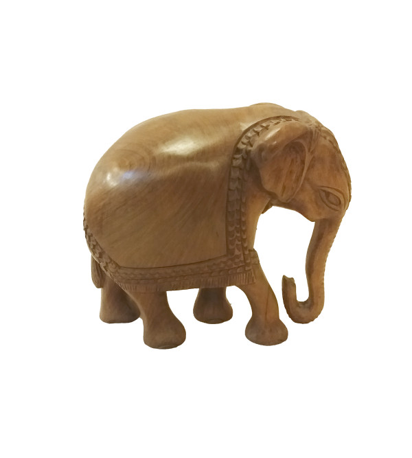 ELEPHANT 8 INCHwalnut