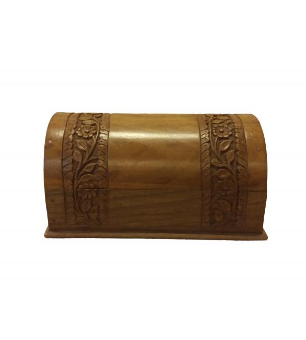 BANGAL BOX WALNUT POSHKAR 8x5