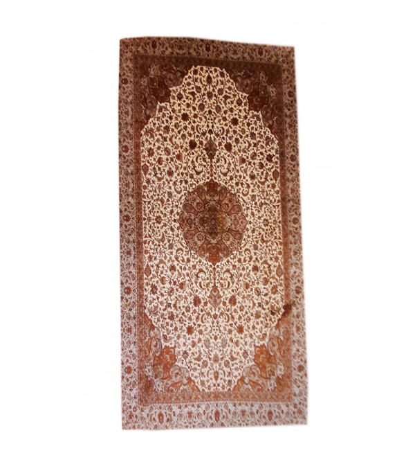 Carpet Hand-knotted Silk x Silk Size 7ftx10ft