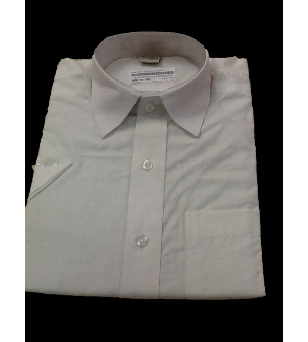 SHIRT HALF SLEEVES COTTON  S
