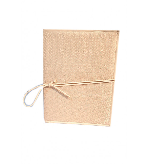 CCIC Cloth File Folder Size With Wrap Around Strap 13x10 Inch