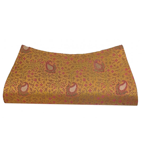 Clutch bag silk