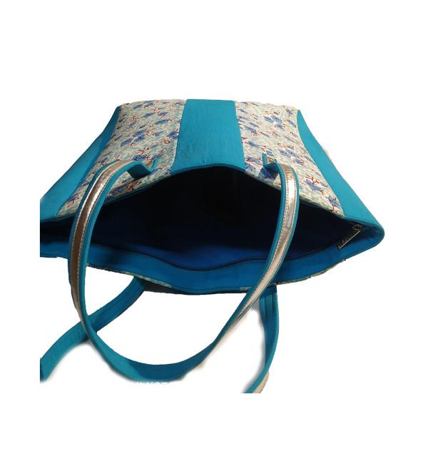 CCIC Cotton Shoulder Bag Size 10x15 Inch