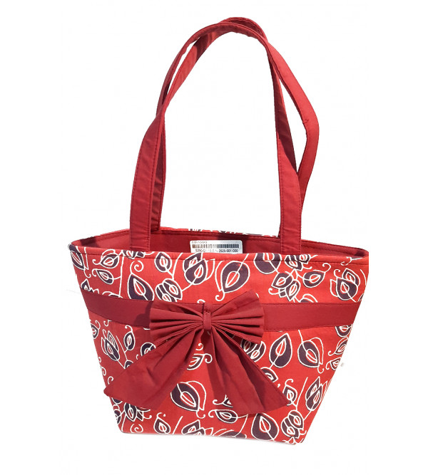 CCIC Cotton Printed Shoulder Bag Size 13x10 Inch
