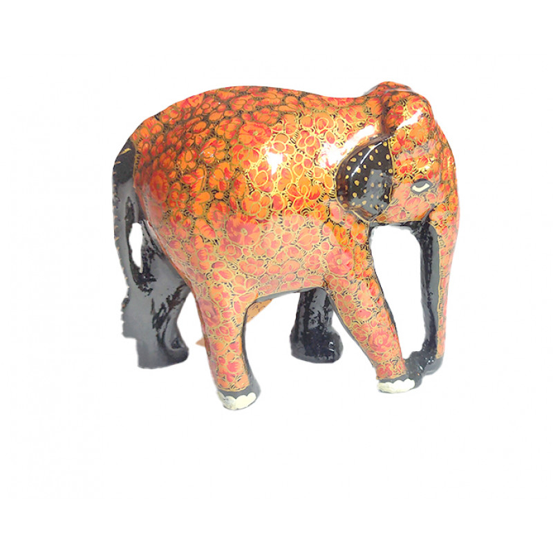 Papier Mache Handcrafted Elephant