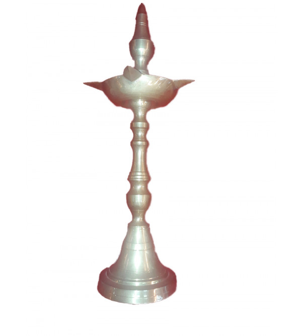 Handicraft Oil Lamps Brass Plain 12 Inch