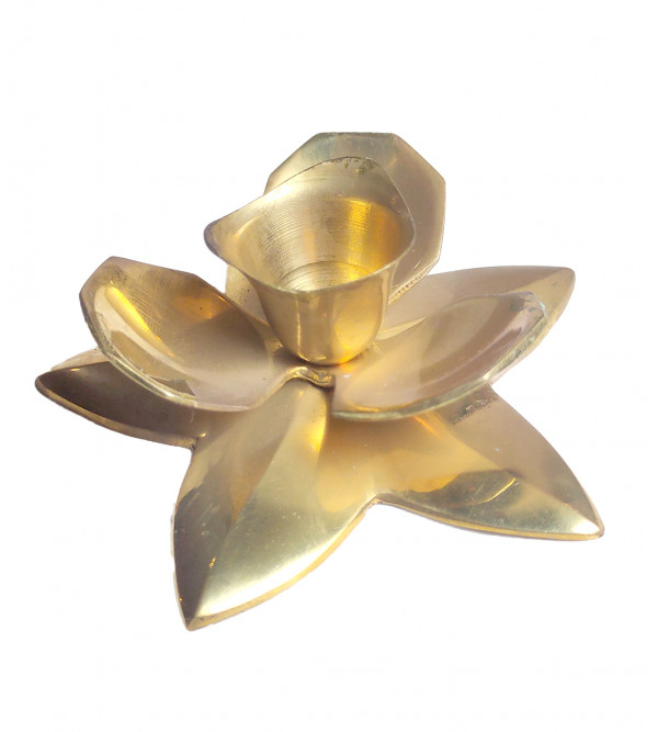 CANDLE STAND LOTUS