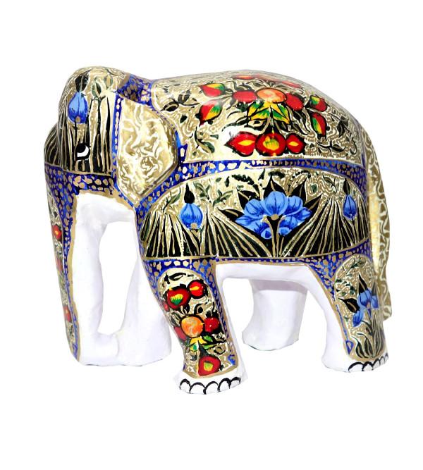 Papier Mache Elephant 4