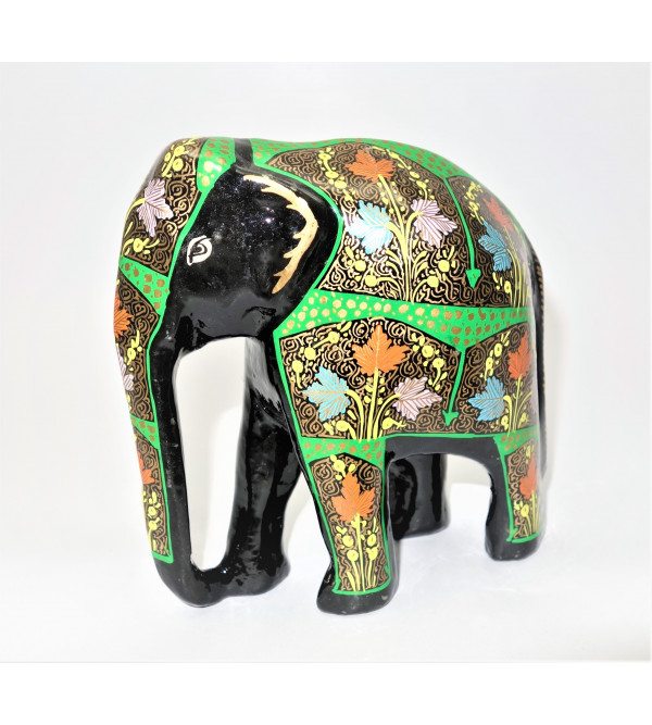 Papier Mache Elephant Handcrafted