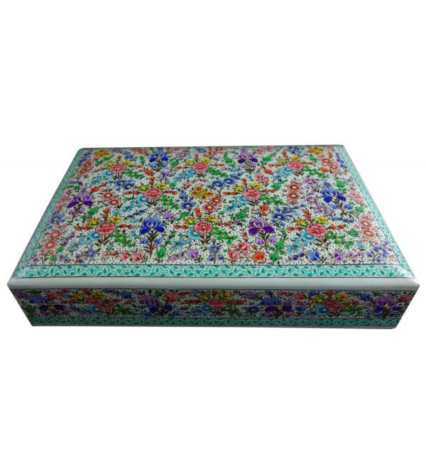 FLAT BOX (9X6 INCH) CARPET DESIGN