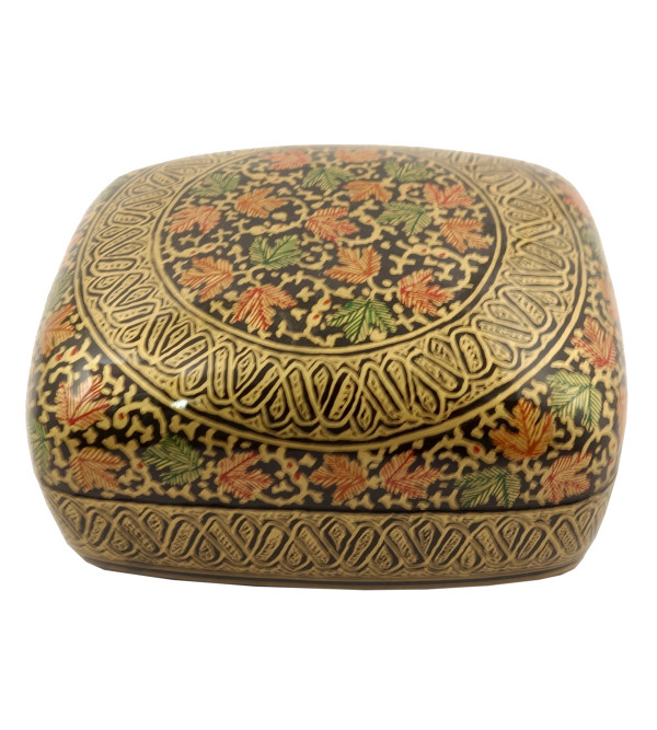 HANDICRAFT PAPER MACHIE BOX ASSORTED DESIGN