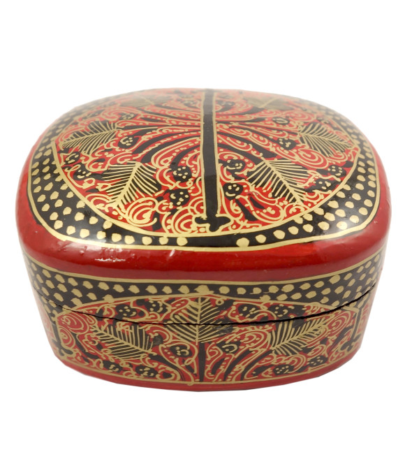 HANDICRAFT PAPER MACHE BOX JUMBO ASSORTED DESIGN