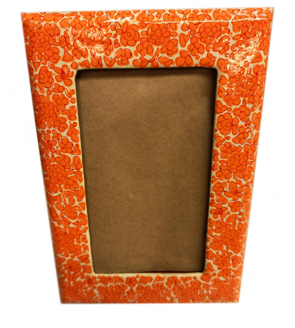 Papier Mache Handcrafted Photo Frame