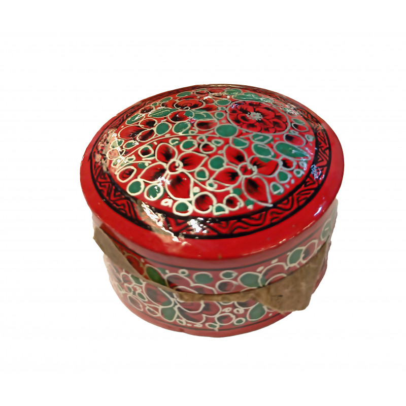 PILL  BOX 3 INCH ASSORTED