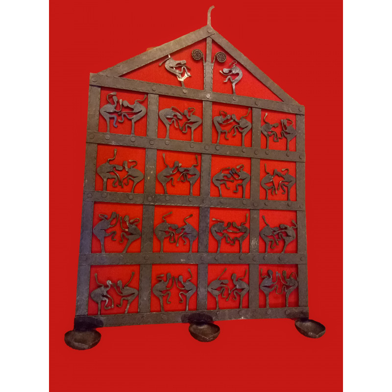 GANESH DHOKRA Iron assorted design