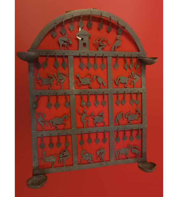 DHOKRA PANEL iron Assorted design
