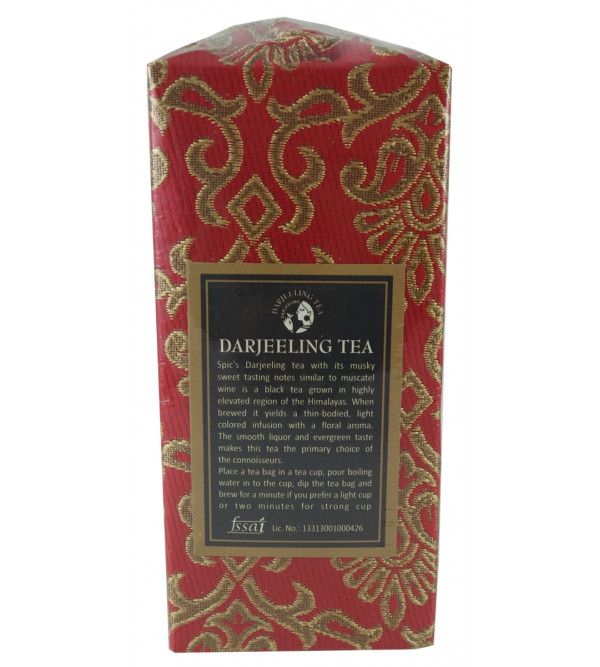TEA BAG DARJEELING 100 GM