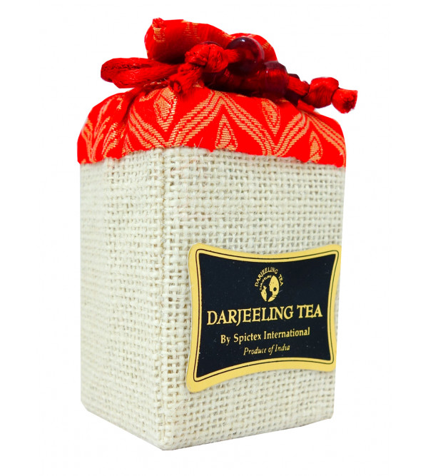 DARJEELING GREEN ASSAM NILGIRI AND MASALA TEA JUTE 5IN1 200 GMS