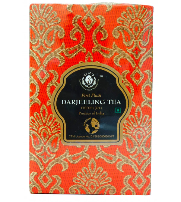 DARJEELING FIRST FLUSH TEA 250 GM