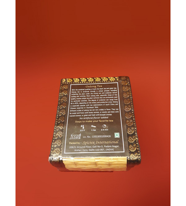 CHATAI OOLONG TEA 100 GMS