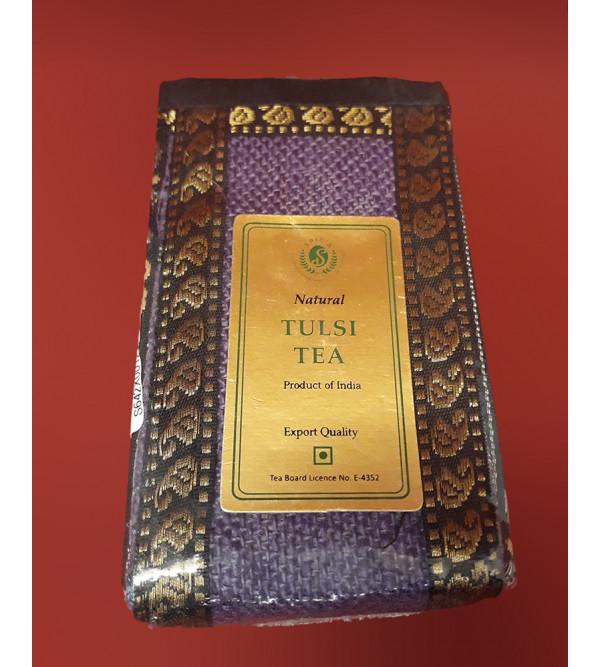 Tulsi Green Tea In Jute Bag 100gm