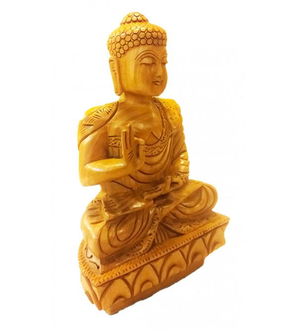 BUDDHA SITTING 8 inch