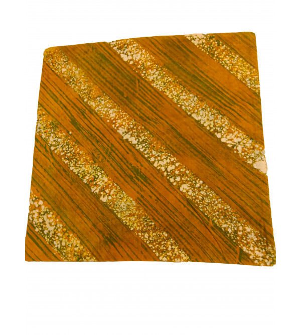 Cotton Batik Hand Block Printed Cushion Cover Size 16x16 Inch