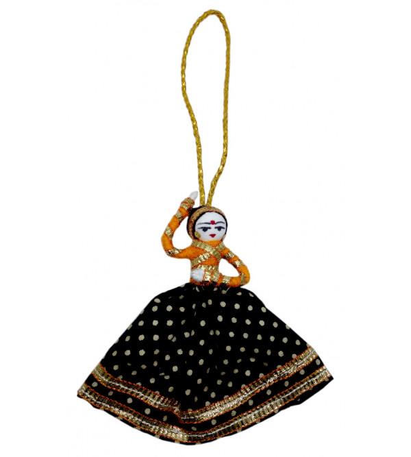 CARD DOLL  car hanging doll
