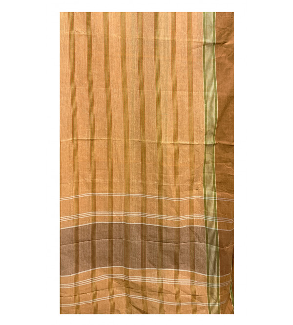 Bengal Cotton Hand woven Saree without Blouse