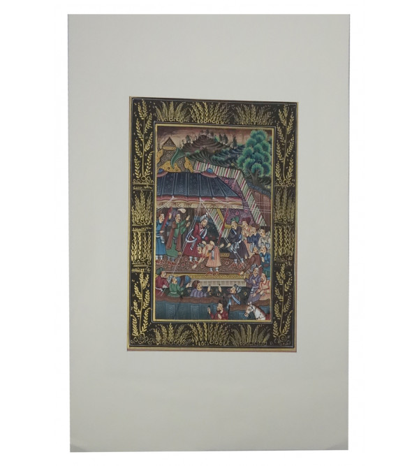 Handicraft Assorted Mughal Miniature painting