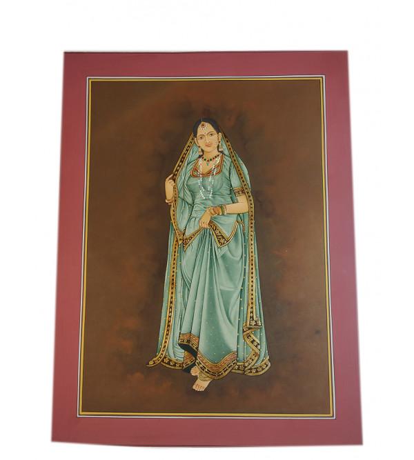 Traditional Handmade Jaipur Painting