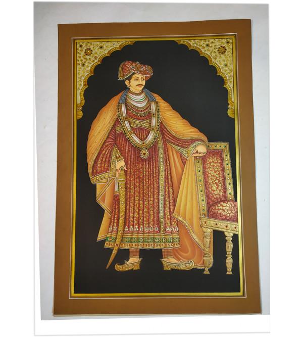 Traditional Raja Handmade Painting