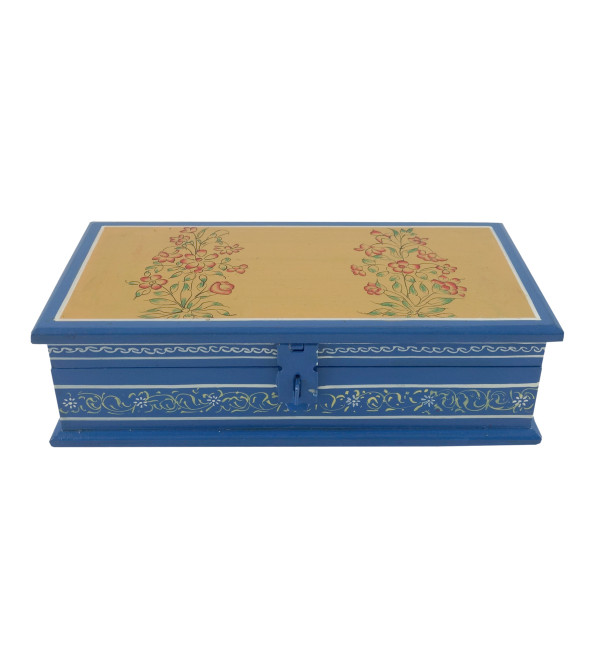 Painted BOX JAIPUR STYLE PLY 8x4 INCH