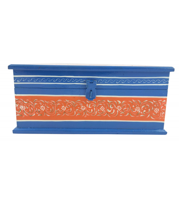 Painted BOX JAIPUR STYLE PLY 10x10x4.5 INCH