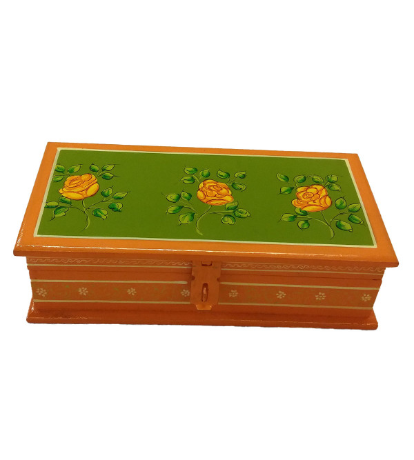 Jaipur Style Hand Painted Box