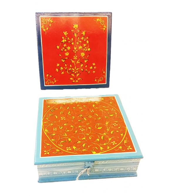 Jaipur Style Hand Painted Box