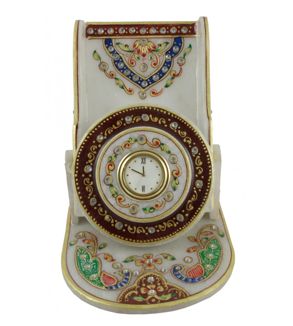 HANDICRAFT MOBILE STAND REAL GOLD LEAF WORK