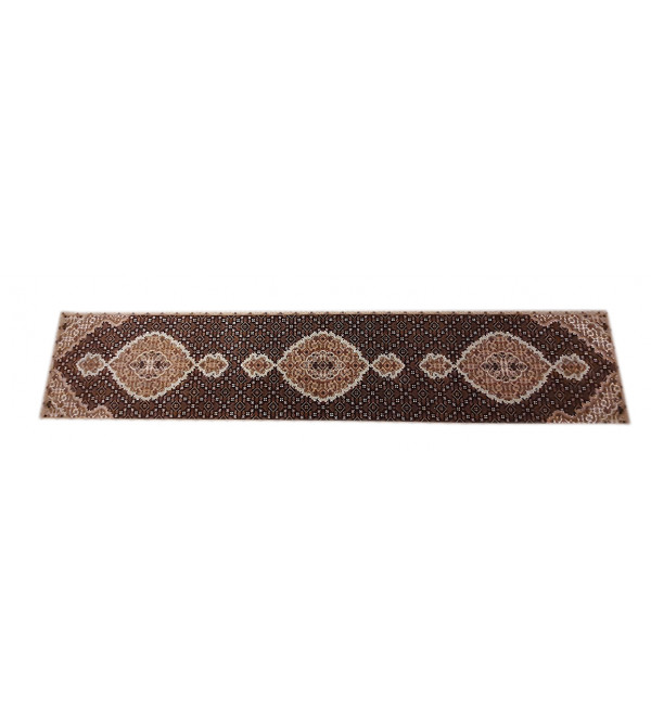 9.10x2.7, 14/70 WOOLEN CARPET DOUBLE WEFT