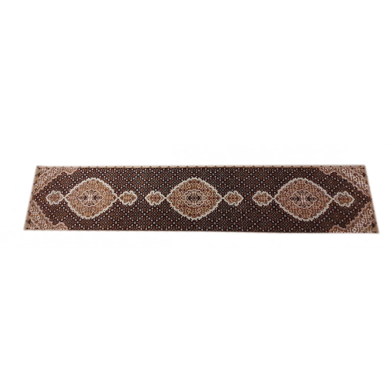Bhadohi  Woolen Hand Knotted carpet Size 9.10 ft. x2.70 ft.
