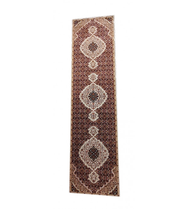 2.8x9.9,  14/70 WOOLEN CARPET DOUBLE WEFT