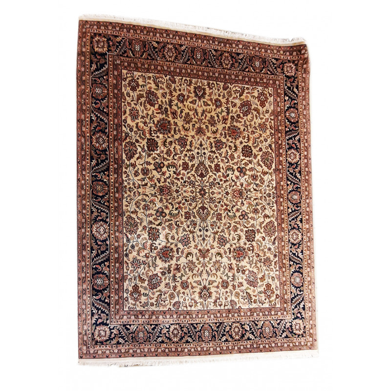 Bhadohi  Woolen Hand Knotted carpet Size 9.8ft. x7.9 ft.
