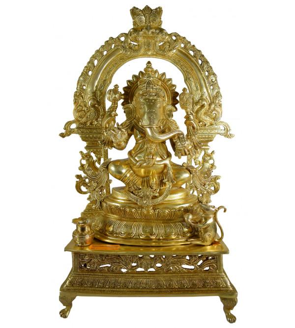 Ganesh sitting 12 Inch