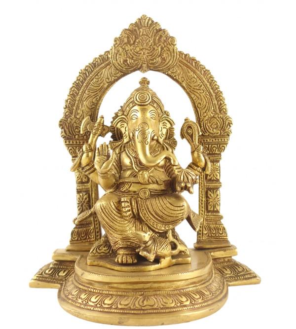 Ganesh arch 10 inch