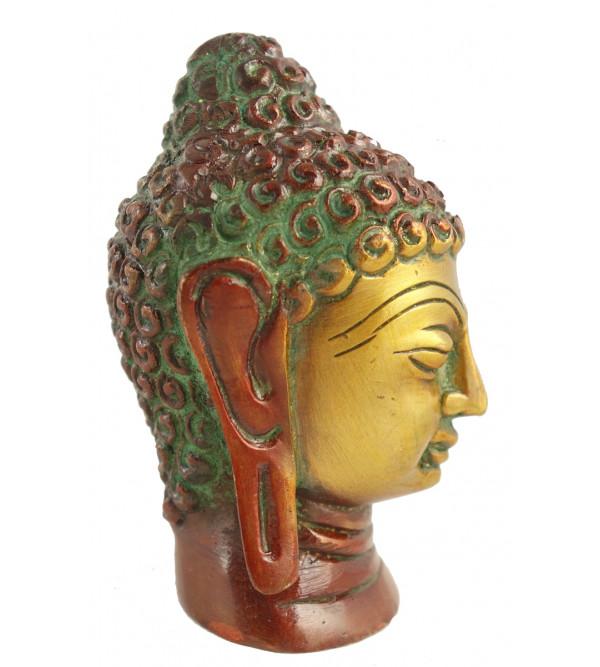 BUDDHA HEAD 3.5 Inch