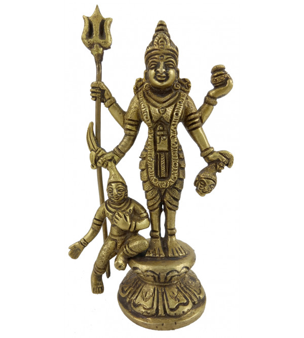 HANDICRAFT BRASS MAA KALI