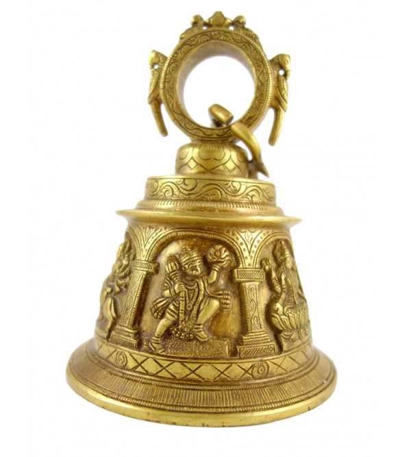 HANDICRAFT BRASS BELL HANGING