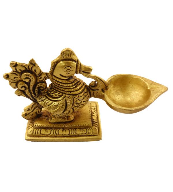 Handicraft Brass Peacock Deeva