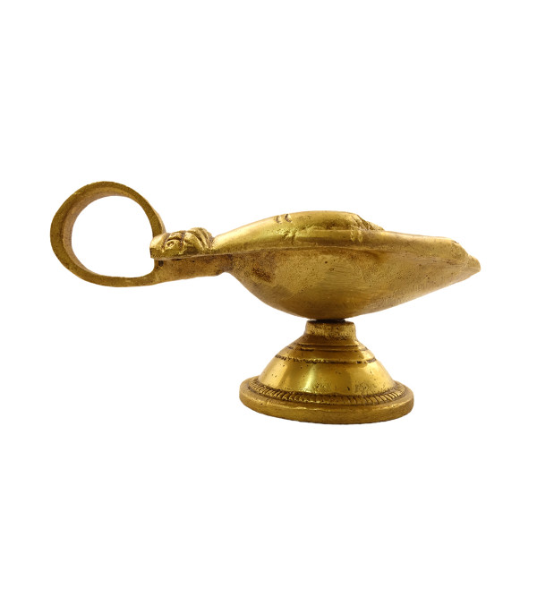 Handicraft Brass Hand Shape Deeva